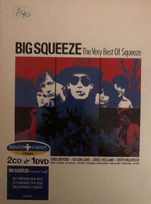 Big Squeeze - The Very Best Of Squeeze (DVD)